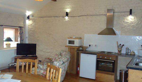 Bramley Apple Cottage Kitchen & Living Room