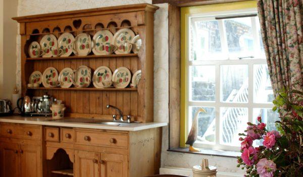 Bramley Apple Cottage Living room