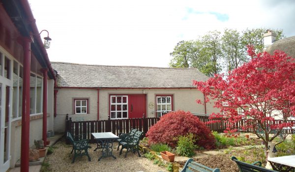 Bramley Apple Cottage at Ballydougan Pottery