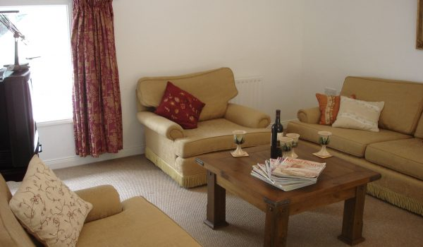 Dobsons Corner Cottage Mezzanine Sitting Room