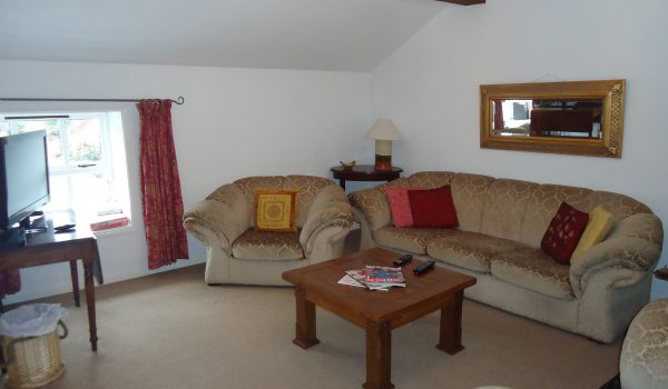 Dobsons Corner Cottage Mezzanine Sitting Room area