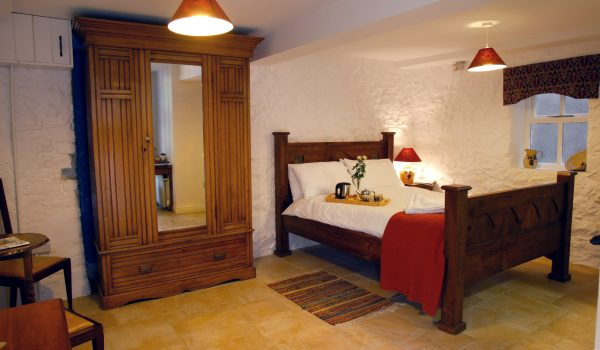 Potters Cottage double bedroom